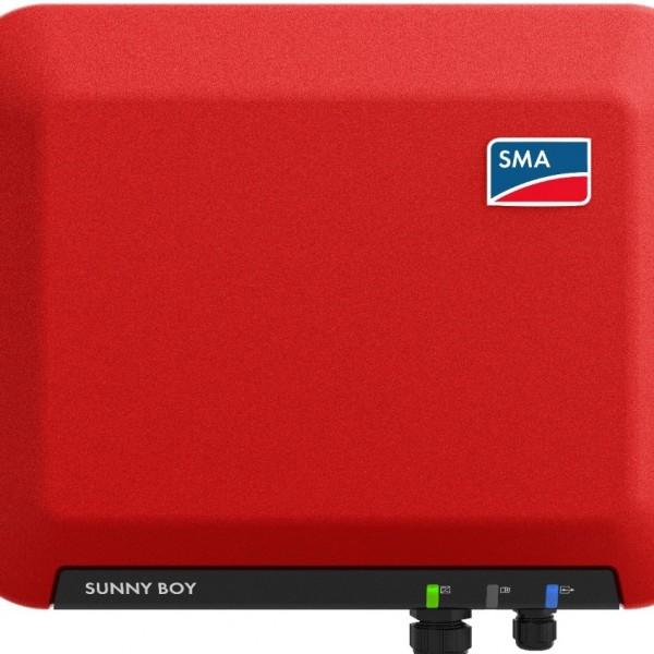 Inversor para kit autoconumo inmediato Sunny Boy 1.5_2.5