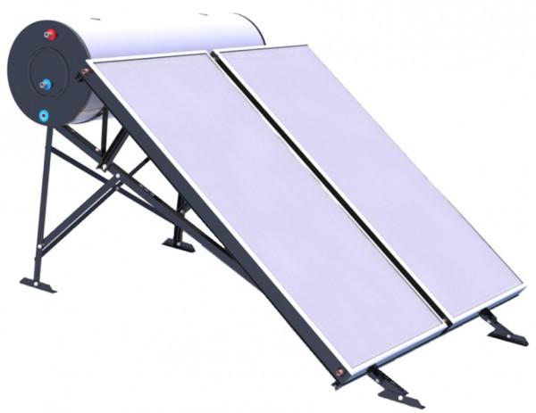 Compacto de energía solar térmica por termosifón de 300 litros