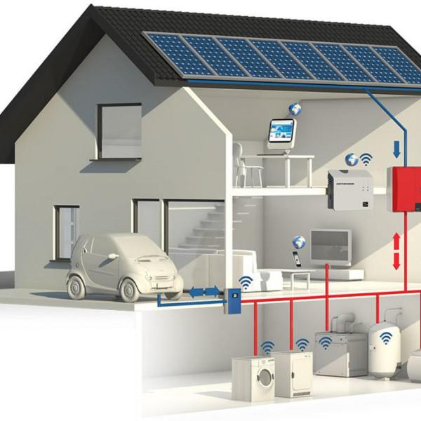 Kit solar para autoconsumo inmediato 5000 Wp