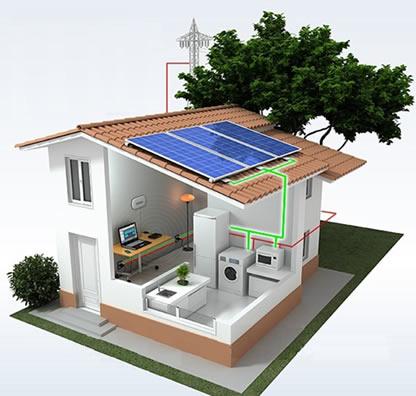 Kit solar para autoconsumo inmediato 7000 Wp