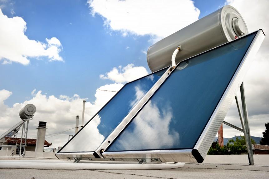 Compacto Energía Solar Térmica 300 litros