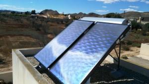 compacto energía solar 300 litros