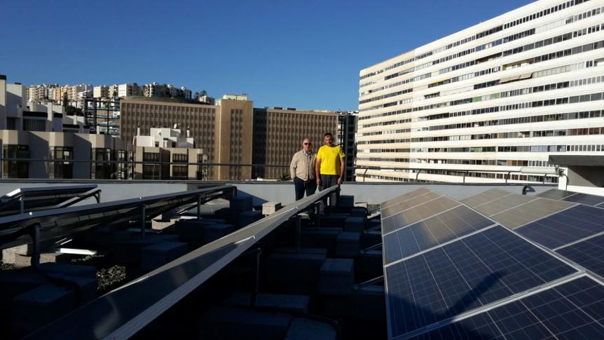 placas solares de autoconsumo en canarias 105 kw