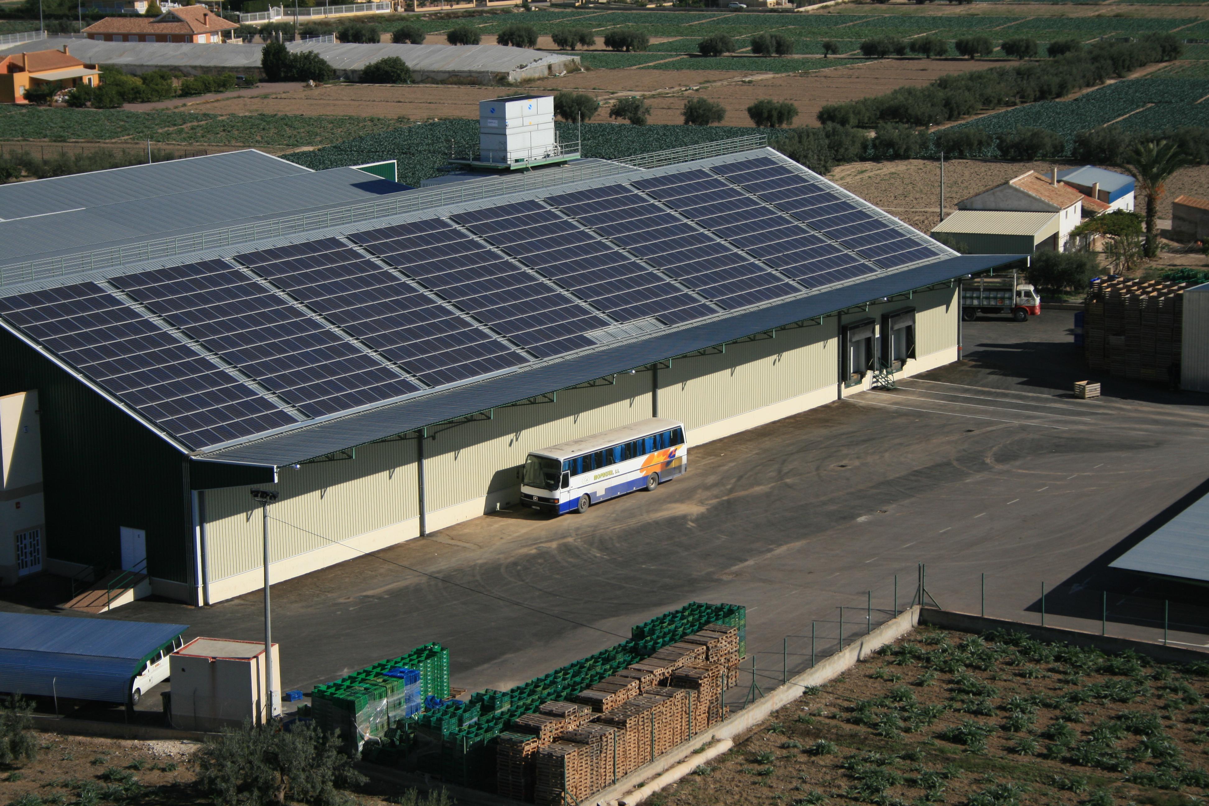 energia solar para empresas