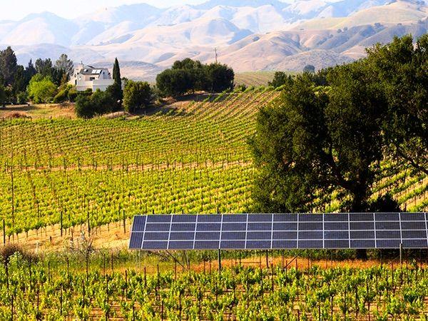 Riego más eficiente con bombeo solar
