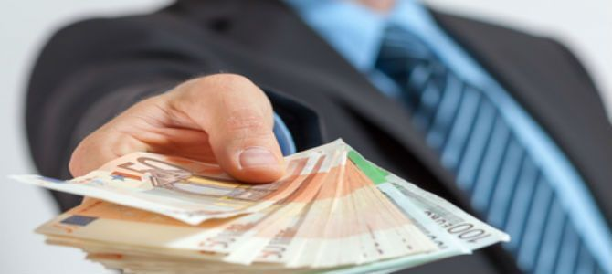 Dinero a fondo perdido para empresas de Murcia