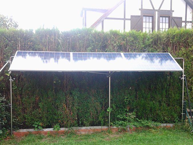 jardin energia solar santander