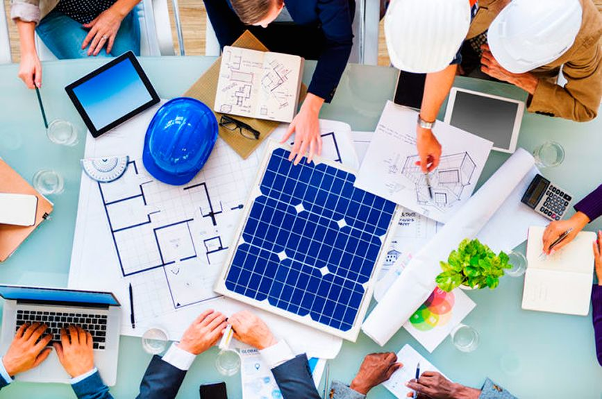 franquicia de energías renovables