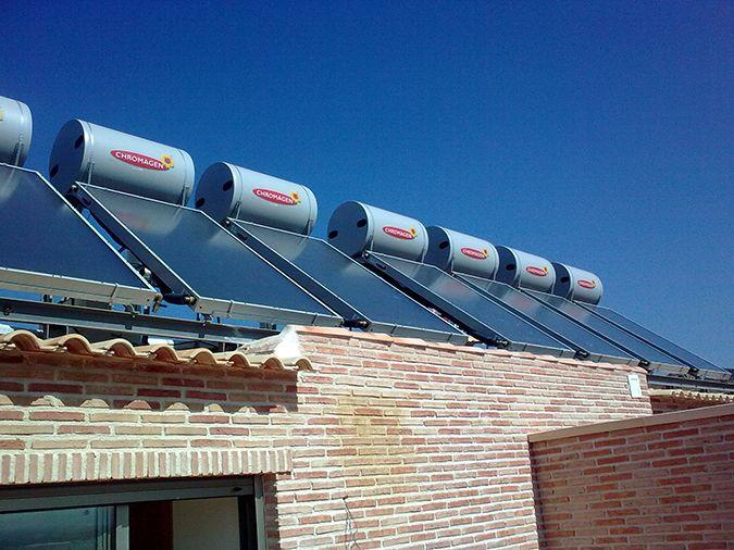 solar termica edificio murcia