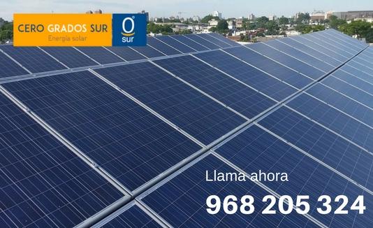 Contratar mantenimiento placas solares