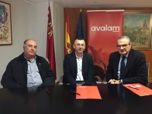Cero Grados Sur firma colaboración con AVALAM