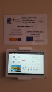 control total monitorización autoconsumo