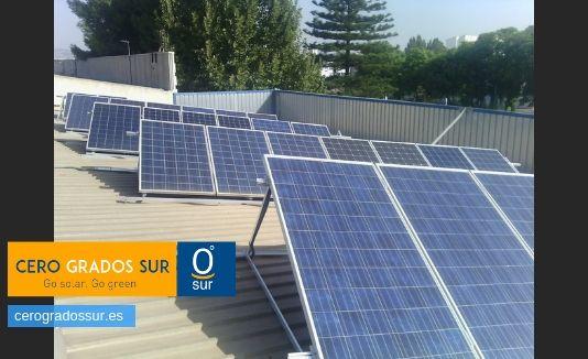 instalado placas solares autoconsumo
